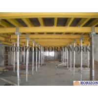 Horizontal Slab Formwork Systems , Movable Table Form For Concrete Slab Manufactures