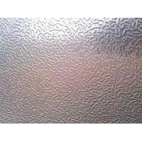 1060 1070 Anodized Aluminum Plate Embossed Checkered Refrigerator Decoration Manufactures