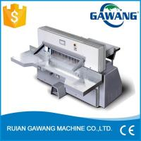 Best Price 1300mm Paper Cutting Machine Price Manufactures