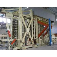 Chipboard Manufacturing Machinery , Bamboo Particle Board Lamination Machine Manufactures