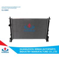 2004 G. M. C Cooling System Aluminium Car Radiators Of Chrysler Pacifica Silver Color Manufactures