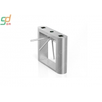 China Automatic Entrance Tripod Turnstile Gate / Half Height Speed Gate Systems on sale
