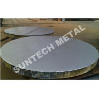SB265 Gr.2 / SA266 Zirconium Tantalum Clad Plate for 1-Naphthol and 1-Naphthylamine Manufactures