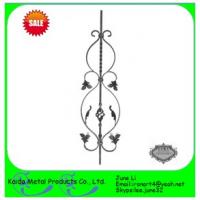China forged iron balusters for gate,stair, fence on sale
