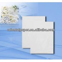 China 160G A4 Dual-side high glossy photo paper on sale