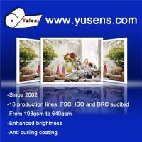 Professional glossy A4 230G inkjet photo paper Manufactures