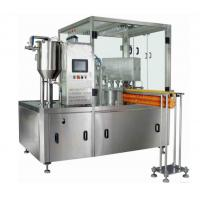 Automatic Pneumatic Liquid Pouch Filling Machine With 2 Nozzles Injector Manufactures