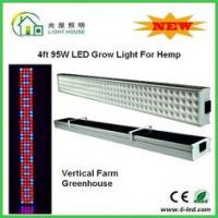 50-60hz Hydroponic Led Grow Lights 45 W For Garden , Environmental Friendly Manufactures