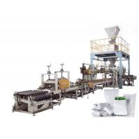 Quality Full Auto Open Mouth Bagging Machine , Seed / Nuts Granule Packing Machine 10-50 for sale