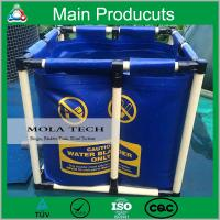 Quality Good performance recycle low energy eco-friendly scaffolding fish water tank for sale