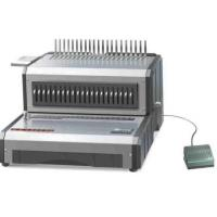 Buy cheap Electric Plastic Comb Binding Machine from wholesalers