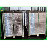 Grease Resistant 15G LDPE Coated Brown Paper 300Gsm Craft Board Food Paper Tray Manufactures