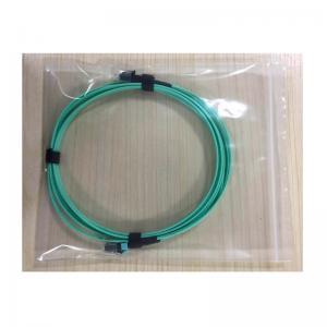 Om3 Optical Fiber Patch Cord / Multimode Simplex Duplex Fibre Optic Patch Cord Manufactures