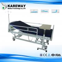 Three Functions Electric Medical Bed With Dining Table , MOTECK Motor Manufactures
