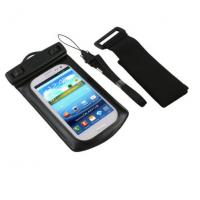 Samsung s4 Waterproof Phone Bags With Sports Arm Band Climbing Phone Bag Manufactures