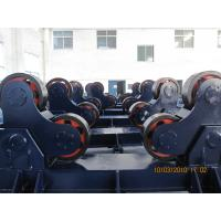 120000lbs Heavy Duty Pipe Rollers Hydraulic Control Wheel Motorized Moving Manufactures