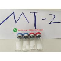 Human Growth Hormone Peptide MT-2 / Melanotan II  for Skin Tanning injection Manufactures