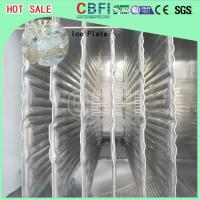 Industrial Ice Machines / Ice Plate Machine With 20 GP 40 HQ Container for sale