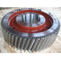 Gear Forgign For Mining Machinery, Material 4340, Hardness 55-63HRC Manufactures