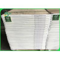 Disposable Food Grade Hamburger Wrapping Paper High Whiteness For Baking Manufactures