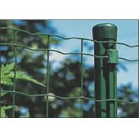 China Assembled Electric Galvanized Welded Holland Wire Mesh Euro Panel Fencing on sale
