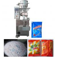 High Speed Automated Packing Machine , Washing Powder Filling And Packing Machine Manufactures