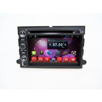 Ford Explorer Dvd Navigation System For Car , Audio Stero Wifi Bt Tv Manufactures