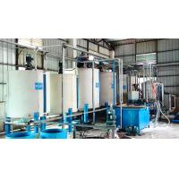 Horizontal Continuous Low Pressure Foam Machine For Soft Urethane Foam Rubber Manufactures