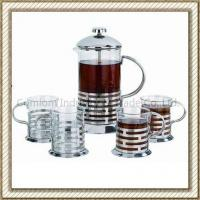 Stainless Steel Coffee Plunger Manufactures