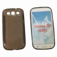 Mobile Phone Cases with Anti-scratch Feature, Made of TPU Material, Soft/Durable Plastic Manufactures