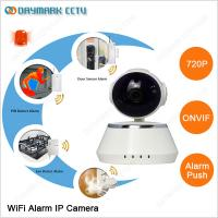 China Support RF433 alarm sensors 2 way audio wireless camera security system on sale