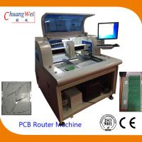 Tab Routed Depaneling PCB Router Equipment With 650*500mm Working Area for sale