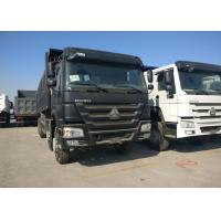 Mineral Transport Automatic Heavy Dump Truck Tipper 30-40T 8500×2300×1500mm Cargo Manufactures