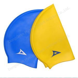custom swim cap no minimum funny swimming cap Manufactures