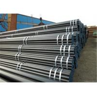 Plain Ends ERW Carbon Steel Pipe Tube For Construction 1X42 X46 X52 X70 Manufactures