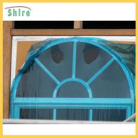 Temporary Window Protection Film Protects Windows From Accidental Damage During Building Projects Manufactures