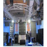 Diameter 4m  Corrosion Resistance Circle Truss , Non-toxic Arch Truss For Indoor Events Manufactures