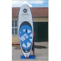 Inflatable Windsurf Board Wtih Customized Pad , Environment Concerned Kids Paddle Board Manufactures