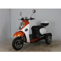 Max 28km/H Electric Mobility Scooter 175*700*110cm Red Black Lead Acid Battery Manufactures