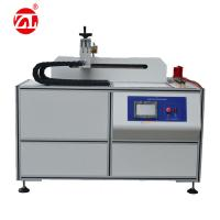 Programmable Controller U - Shaped Wire Repeated Bending Tester For Mobile Cable Manufactures