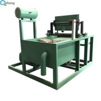 Waste Paper Recycling Small Egg Tray Making Machine High Performance Durable Manufactures