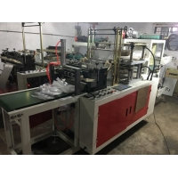 China disposable plastic glove making machine price on sale