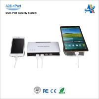 Retail alarm and power module for smartphone open display security A36-4port Manufactures