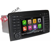 800 * 480 Resolution Mercedes Cls Dvd Player , All In One Car Stereo Gps Build In RDS Manufactures