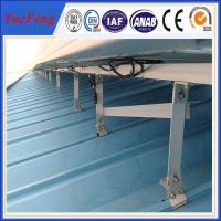 tile roof solar mounting system/roof solar system mounting Manufactures