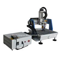 Quality Desktop 360*360mm Mini CNC Metal Carving Machine with DSP Control for sale