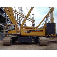 Durable Construction Site Mobile Hydraulic Crawler Crane , QUY250 XCMG Crawler Crane Manufactures