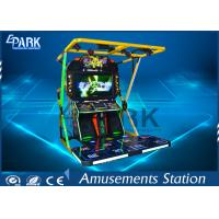 Indoor Playground Equipment Arcade Dance Machine Coin Operated Manufactures