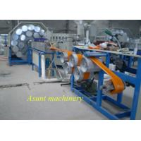 China High Strength Pvc Pipe Extruder Machine Plastic Pipe Production Line 100-150kg/H on sale