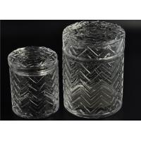 Modern Tall Glass Candle Holder Glassware Large Capacity 69ml Manufactures
